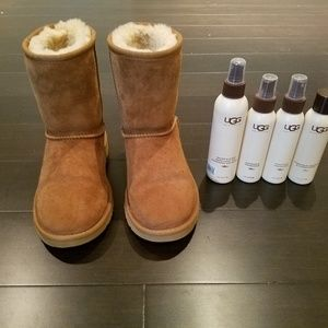 UGG Youth Sheepskin Boots